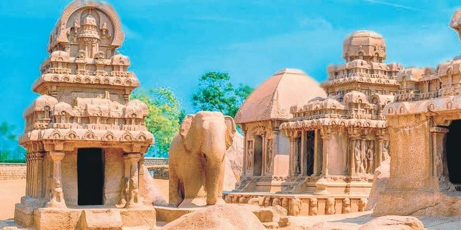 On a historical date with 'mahabalipuram the new indian