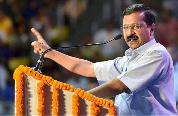 Delhi CM Arvind Kejriwal (File   PTI)