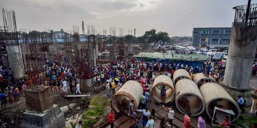 Kolkata bridge