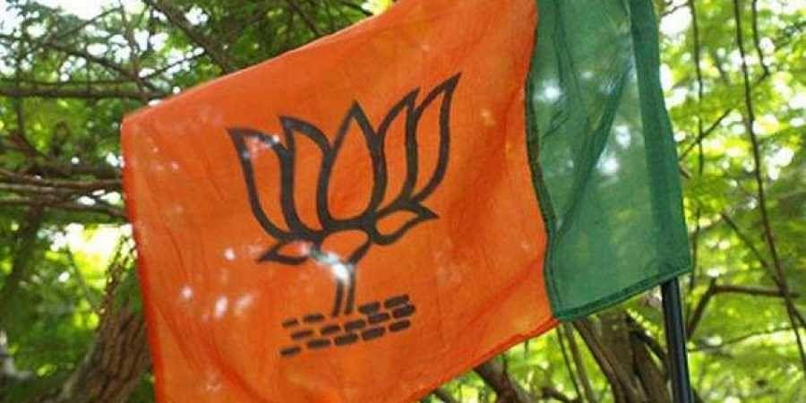 BJP flag