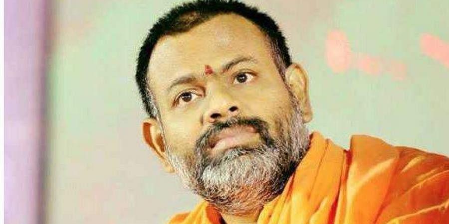 Swami Paripoornananda (Photo | Swami Paripoornananda