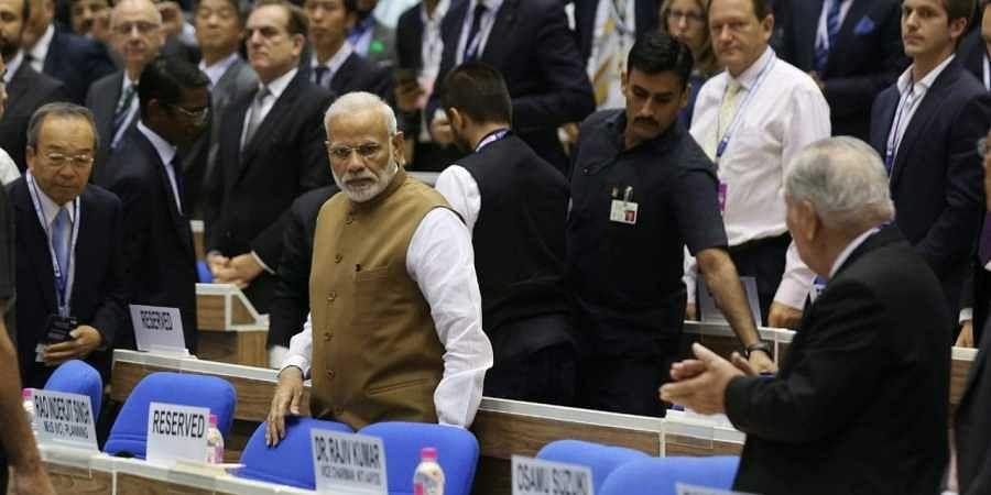 PM_Modi-Global Mobility Summit