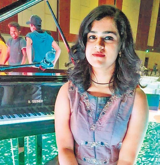 School Student Turns Singing Prodigy  Indian Express