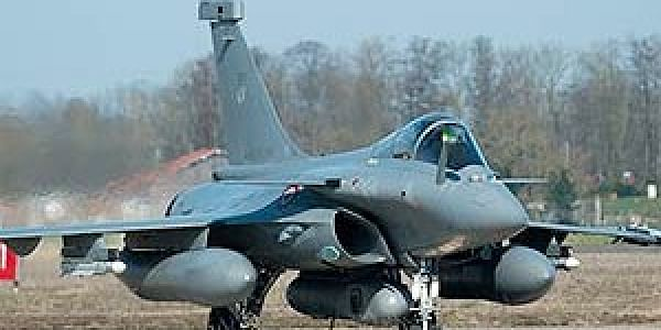 French Air Force Rafale jet (Photo | File/AP)