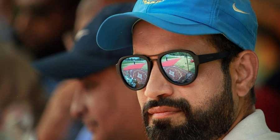 Cricketer Irfan Pathan
