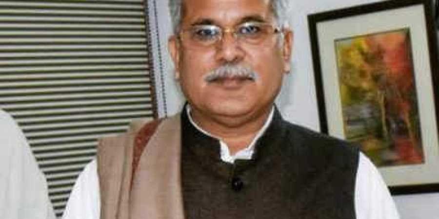 Bhupesh Baghel, the new Chhattisgarh CM (Photo | PTI)