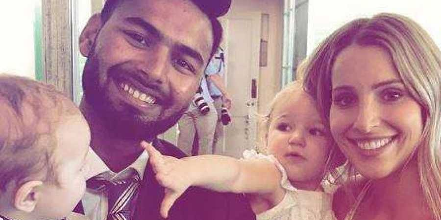 Pant accepts on-field challenge, turns babysitter for Paine's kids