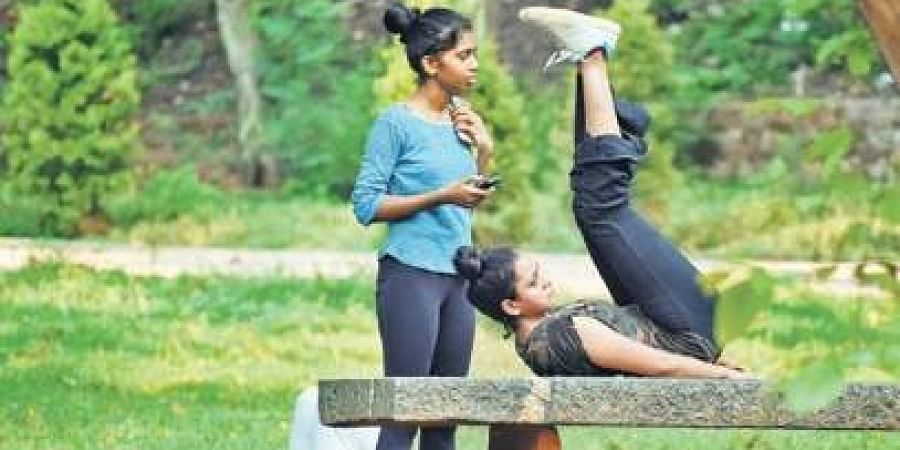 Yoga, exercise