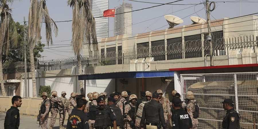 Karachi Consulate