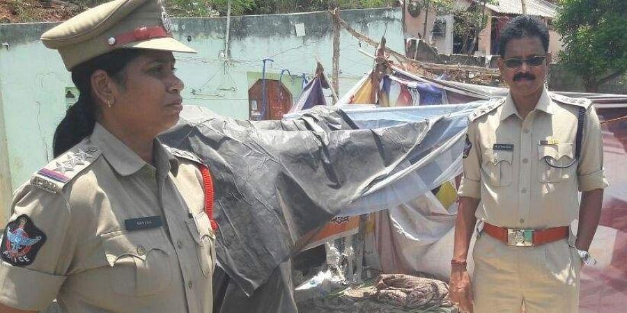 Vijayawada police
