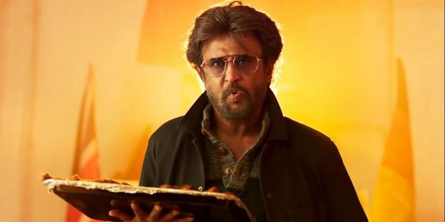 Rajinikanth in'Petta