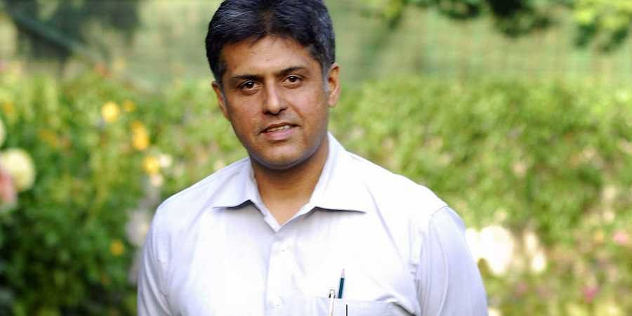 Manish Tewari, Congress
