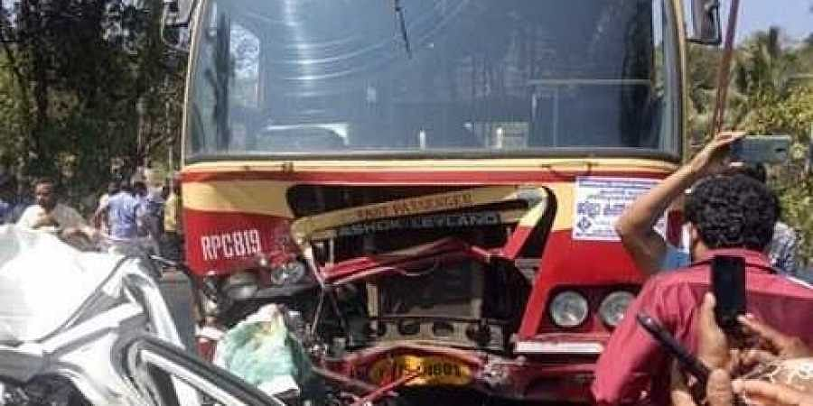 Five killed in accident at Ayur- The New Indian Express