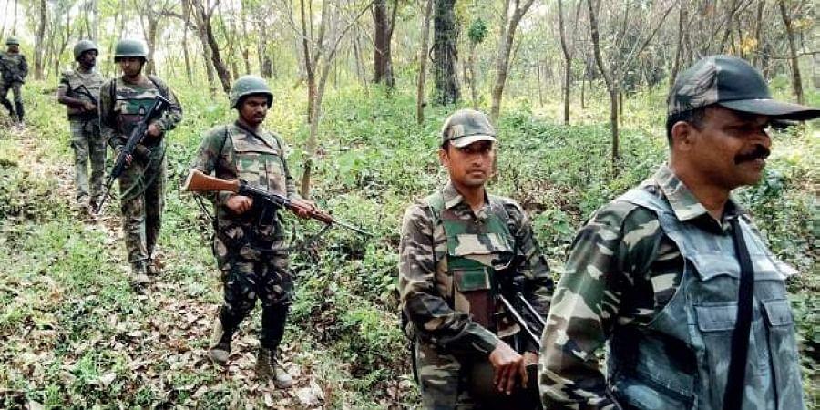 Anti-Naxal Forces