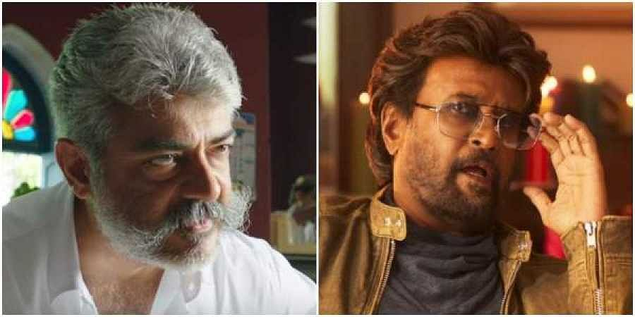 Viswasam thumps Petta at the box office!