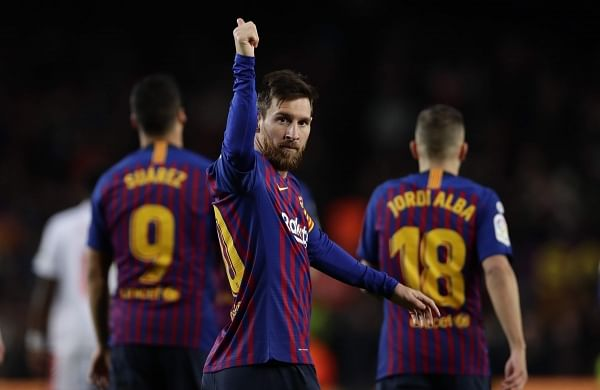 Messi 400 goals   Latest and Breaking News on Messi 400