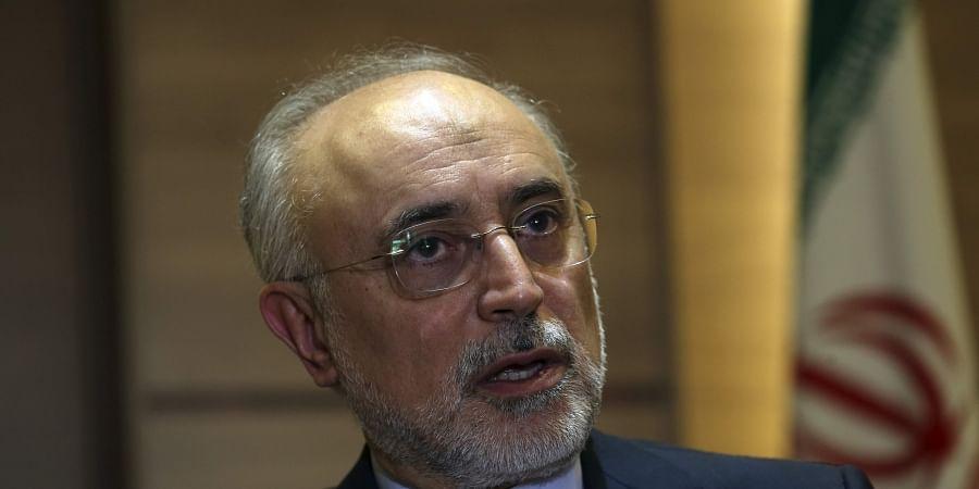 Iran's nuclear chief Ali Akbar Salehi