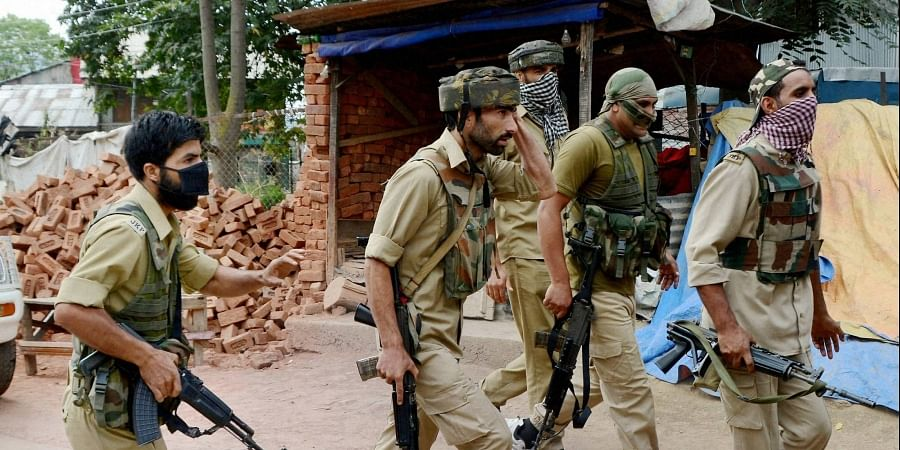 Jammu and Kashmir police