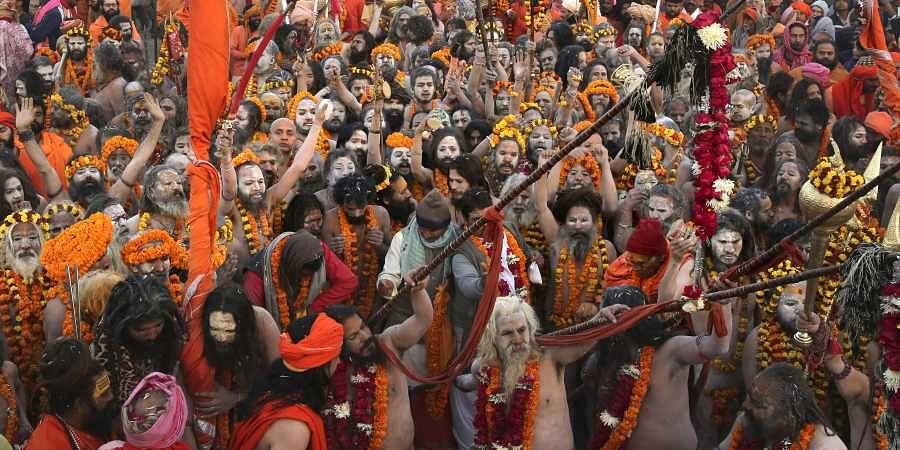 Kumbh Mela, holy dip, Sankranti