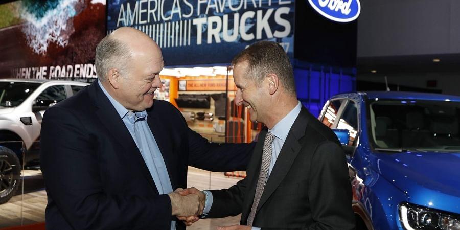 Ford Motors, Volkswagen