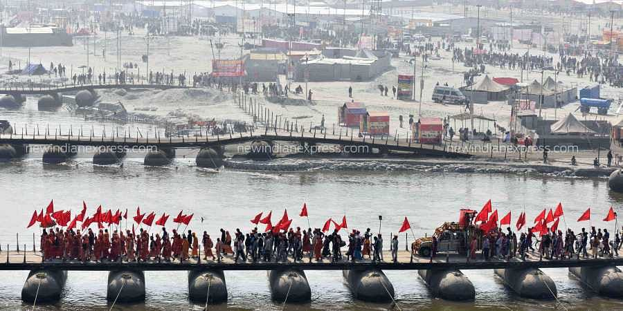 Kumbh 2019: UP Government taking steps to ensure consistent water