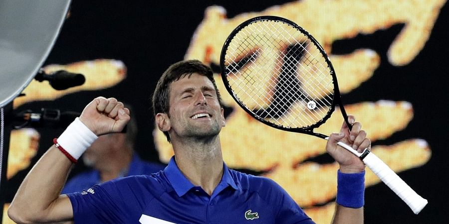Djokovic begins seventh Aussie Open title bid with romp
