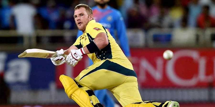 Australian batsman Aaron Finch (File | PTI)