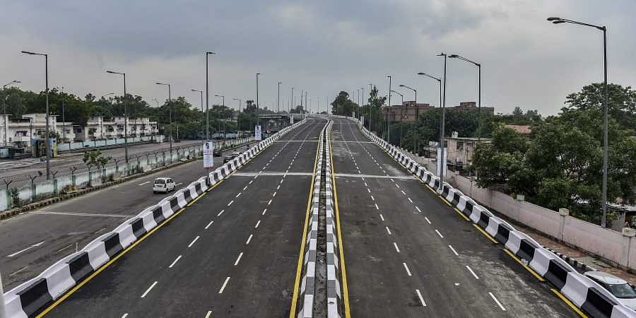 Highways ministry bans yellow markings on concrete roads