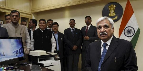 Chief Election Commissioner Sunil Arora (File photo | PTI)