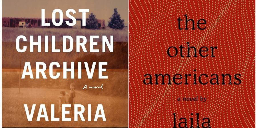 immigration novels