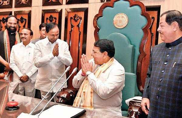 New Telangana Assembly Speaker Pocharam vows to be impartial