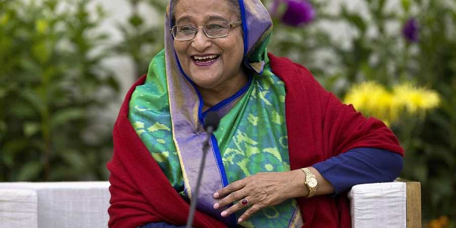Bangladeshi Prime Minister Sheikh Hasina.  (Photo: AP)
