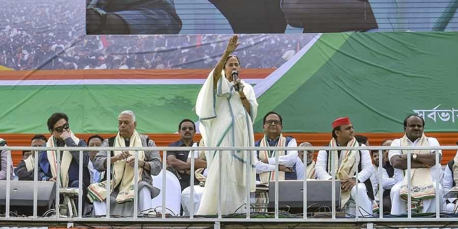 Mamata-Rally