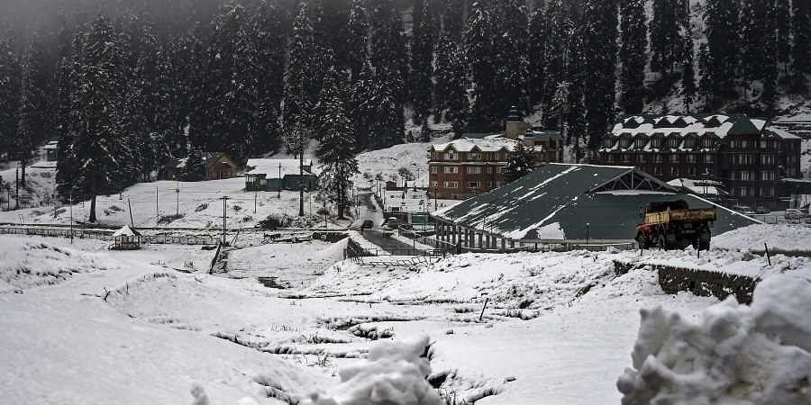 Kashmir winter, Winter, Jammu and Kashmir
