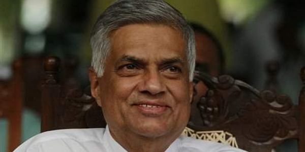 Sri Lanka Prime Minister and UNP leader Ranil Wickremesinghe (Photo | AP)