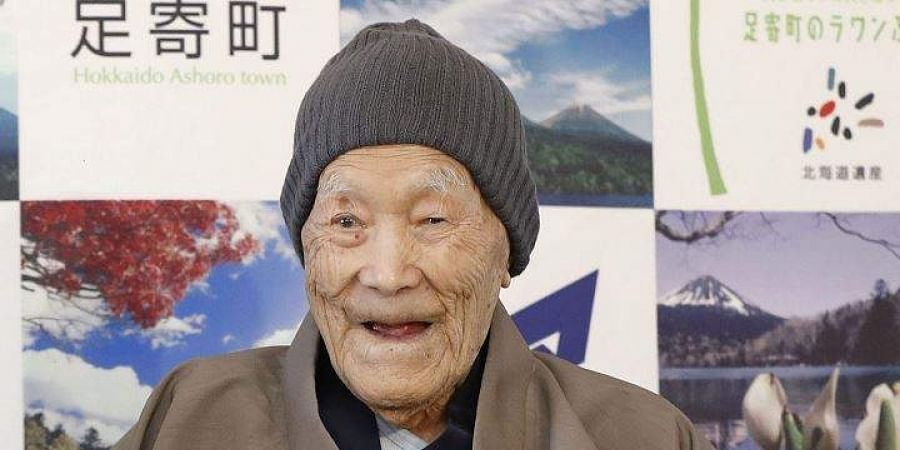 Masazo Nonaka, world's oldest living man, dies at 113 in Hokkaido
