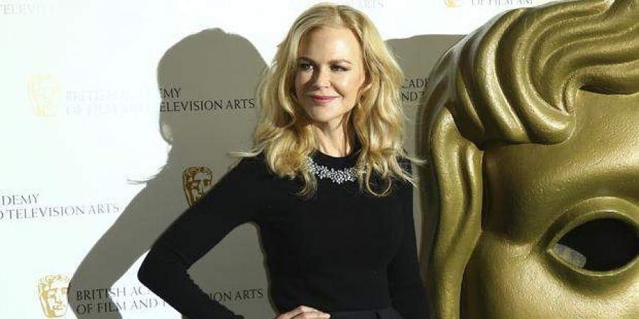 Hollywood actor Nicole Kidman