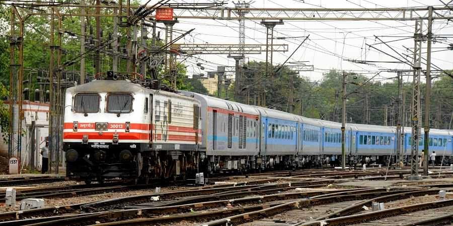 Indian trains, Indian railways