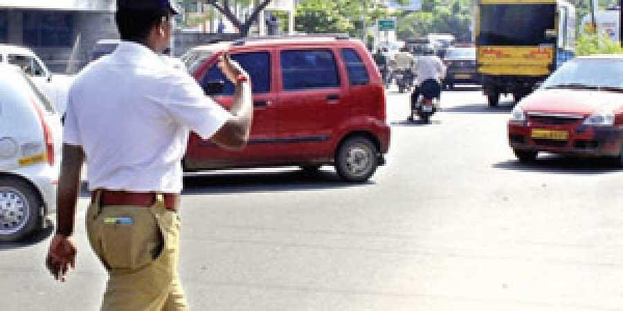 Traffic, Police