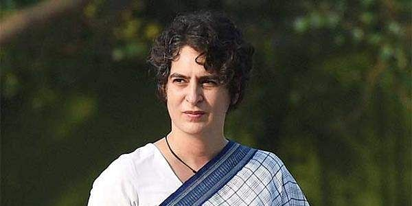 Priyanka Gandhi Vadra. (File Photo | PTI)