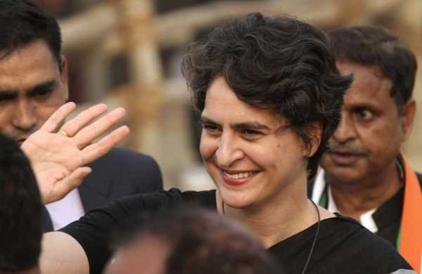 Priyanka has always confined her role in overseeing campaigning in Amethi and Raebareli, the constituencies of Rahul and mother Sonia Gandhi respectively. (Photo | AP)