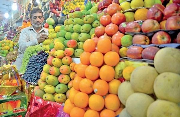 Don't paste stickers on fruits, Chandigarh FDA tells sellers