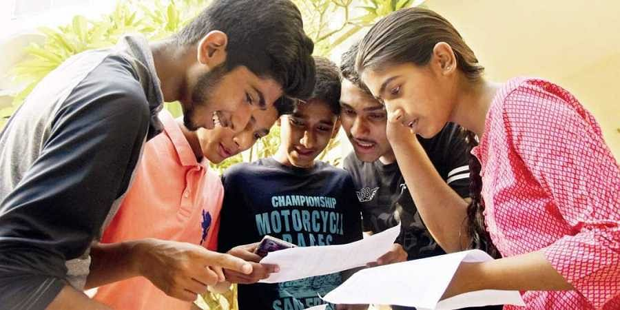 board exams, students