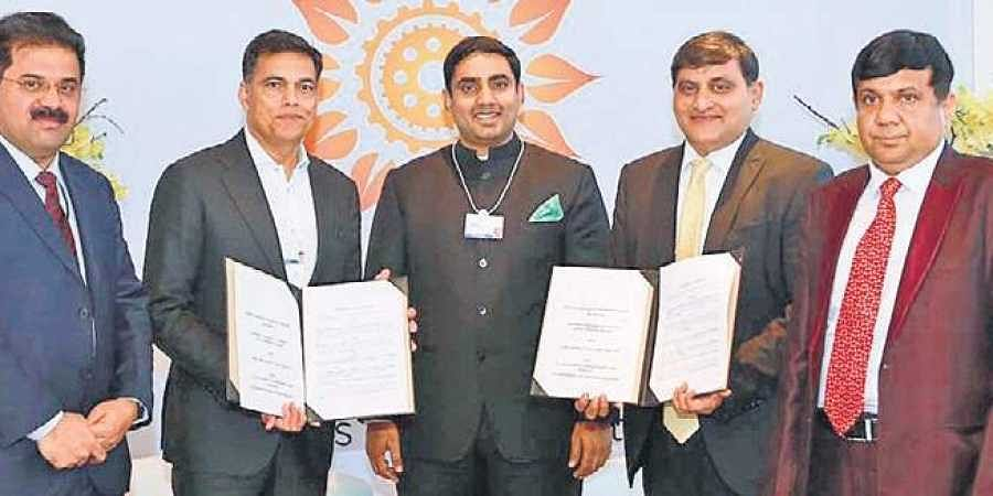 JSW Group inks MoU with APEDB to invest `3,500 cr in Prakasam