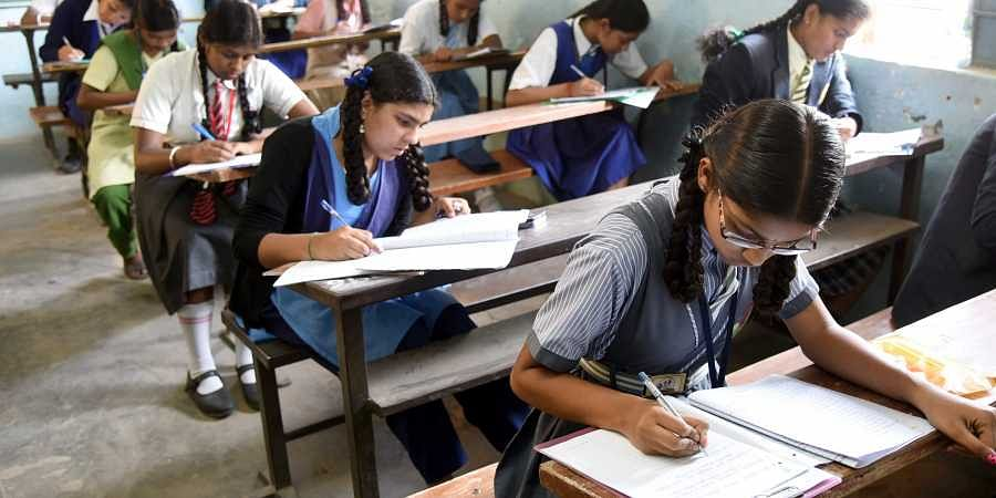 SSLC hall tickets come with question paper codes- The New Indian Express