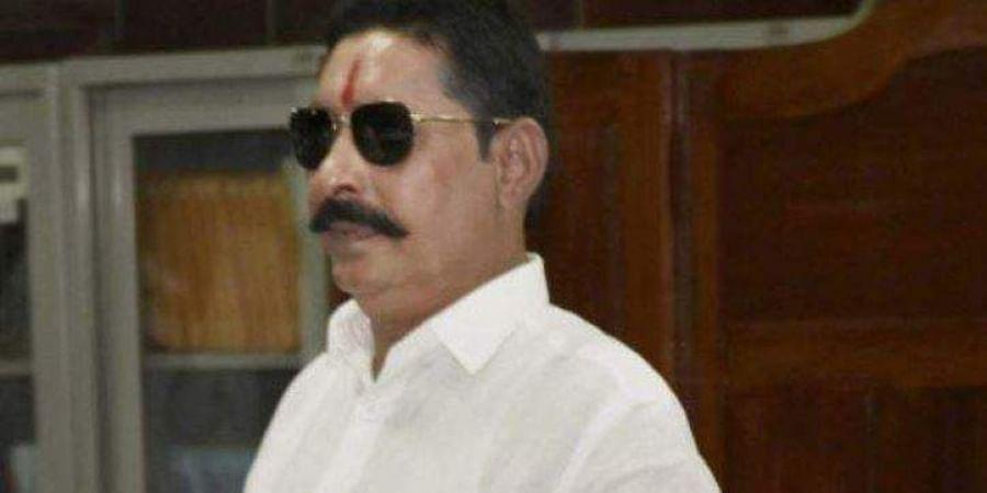 Anant Singh. (File   PTI)
