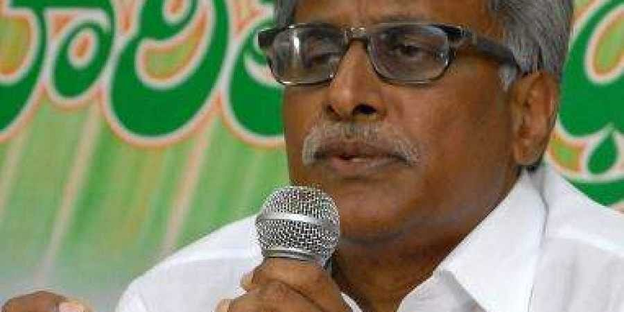 Former Andhra Minister Daggubati Venkateswara Rao's son