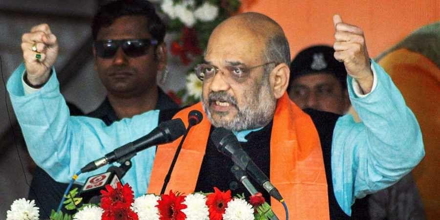 Amit Shah, West Bengal visit