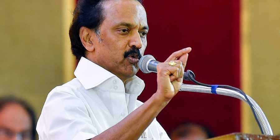 DMK President M K Stalin (Photo: File | PTI)