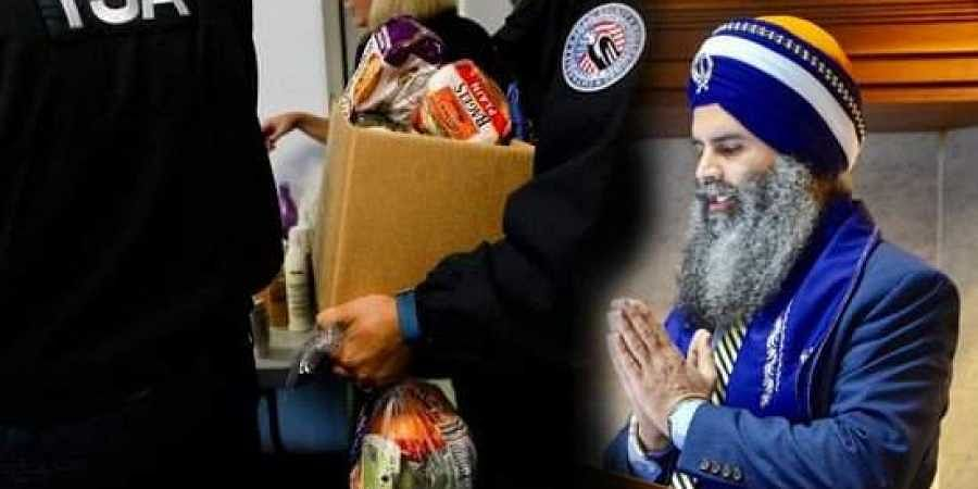 Sikh community in US distributes gift cards, hot Indian food to TSA